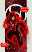 RED LANTERN by RapidBlade