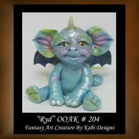 Ryd Fantasy Little Creature by KabiDesigns
