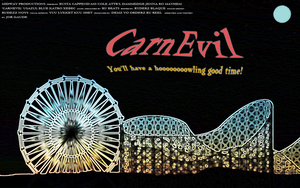 CarnEvil - movie poster design by RUinc