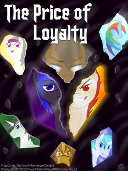 The Price of Loyalty - Journal #1 by M1SF0RTUNE