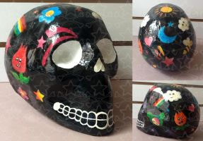 Skull by Candy27