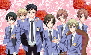 Ouran Highschool Host Club by Himegaru