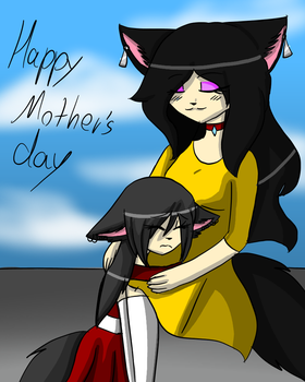 Happy Mother's Day by darkwolfgirl17