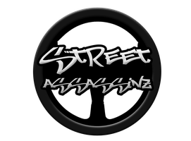 Street Assassinz Logo by redrum201