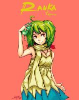 Ranka Lee by Abyssmo