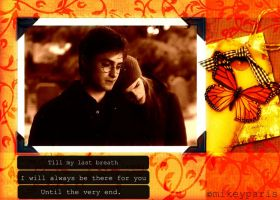 Harry + Hermione: last breath by MIKEYCPARISII