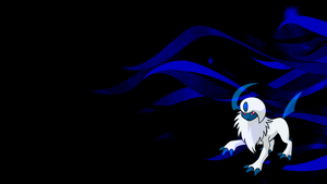 . Pokemon Wallpaper . Absol . by Flows-Backgrounds