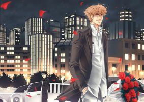 ::Commish:: In the City by Clover-Doe