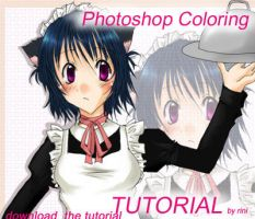 Tutorial:PS coloring by xXRiniChanXx