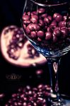 MnMs pomegranate.. by ebda3TM