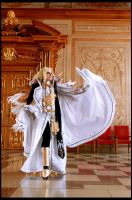 Trinity Blood - angelus by NanjoKoji