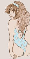 Ron's Favorite Pin-up by st by Hogwarts-Castle