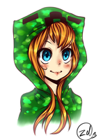 Creeper by zeldaprincessgirl100