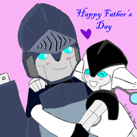 -Happy Father's Day- by spankpig
