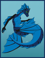 Commission: Deep Sea Changes 04 by SepiSnake