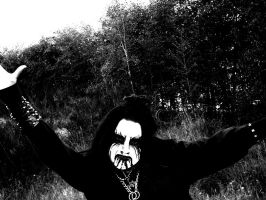 Fucking Black Metal by datamaskinfreak