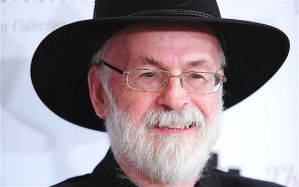 Terry Pratchett died... by lezisell