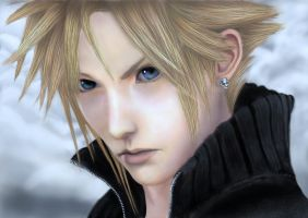 Cloud Strife Updated by MikkiDP