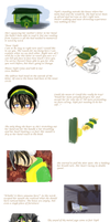 Toph's story - Earth King by LadyProphet