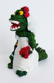 Bridezilla by richardsymonsart