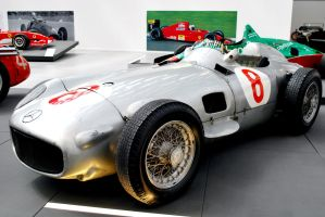 1954 Mercedes RW 196 by GladiatorRomanus