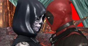 Death Loves Deadpool II by cablex452