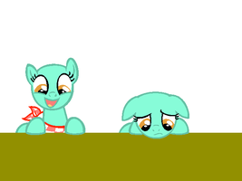 Hungry Ponies Base Set by ZoeyMeep1506