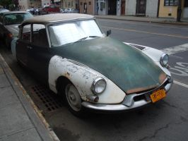 1961 Citroen DS IV by Brooklyn47