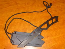 Weapons - Neck Knife by general08