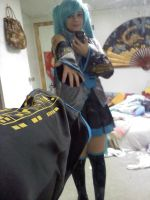 Miku cosplay by PockyBoxxProductions