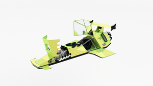 Hover racer. by jesse