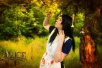 Cosplay - Alice: Madness Returns (Tea) by case15