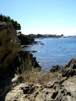 Figueres' sea by Usherette