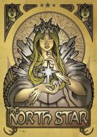 Four stars: The North Star by phrenan