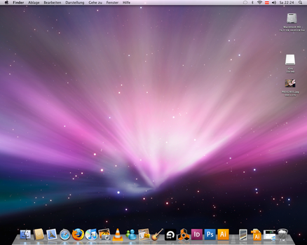 OS X leo screen by mortifi
