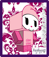 Ciao Ciao Cubeecraft by angelyques