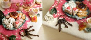 Tea Party Table - detail by vesssper