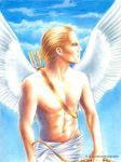 Eros, God of Love by SelinaFenech