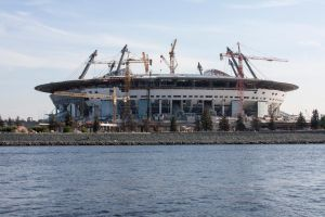 Saint-Petersburg, stadium Zenit arena by lSiaNl