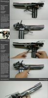 LEGO RB Assault Gun MKII by Tshen2