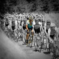 Lance Armstrong by vincentfavre