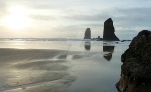 The beautiful Oregon coast by MogieG123