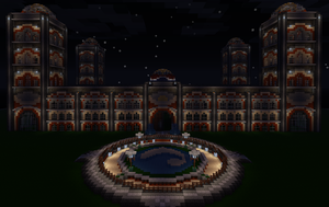 Whirlwind Manor Construction by CoolpilotProductions