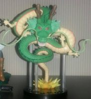 The Eternal Dragon, Shenron. by deathbyexisting