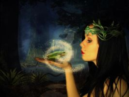 Fairy Tale: The Frog Prince by Randoms-Foundling
