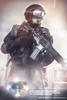 FREE SYRIA ARMY by UnesDizainer