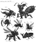 Insect colony concept by CGlas