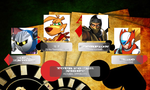 My Poker Night Fictional Opponents by SonicPal