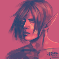 Limited Palette Drivold by Kuneria