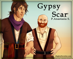 GYPSY SCAR Draco and Jacques by Graphix-Goddess